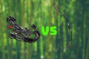 Crossbow vs Longbow