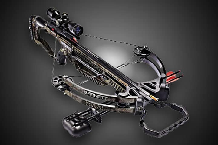 Parts Of A Crossbow